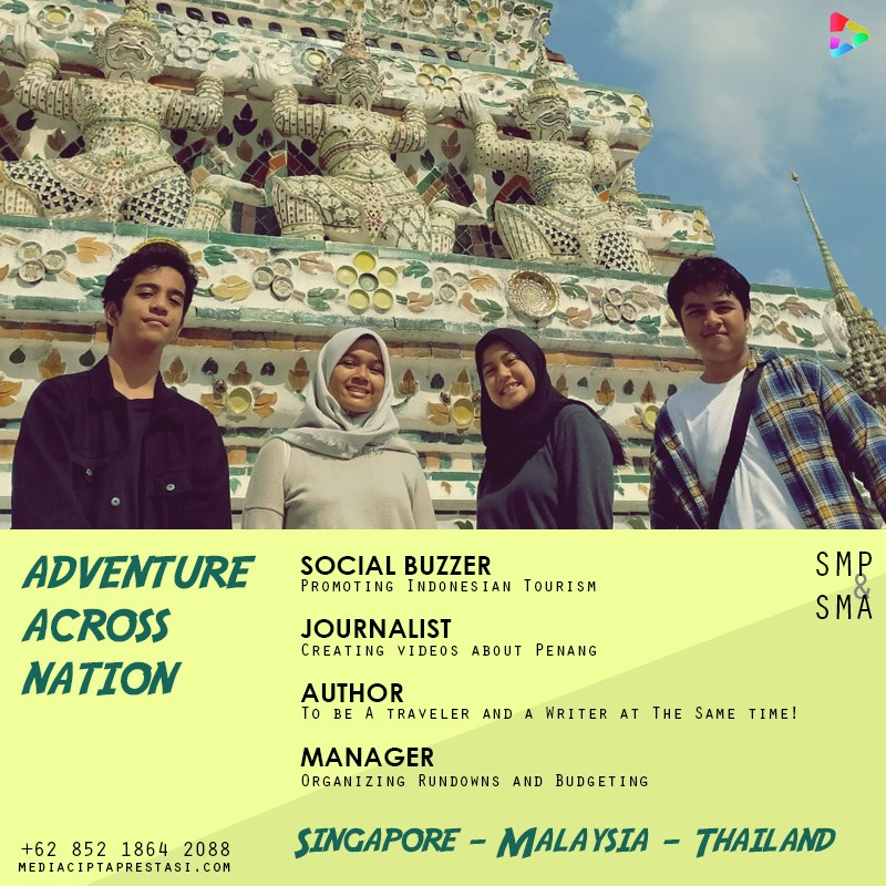 Adventure Across Nation