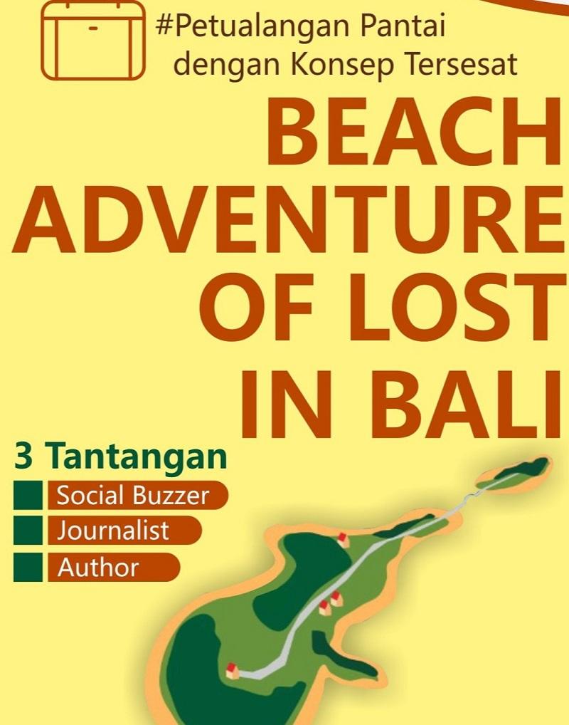 Beach Adventure in Bali