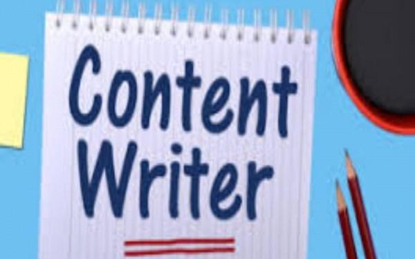 Yuk Kenali Pekerjaan Content Writer